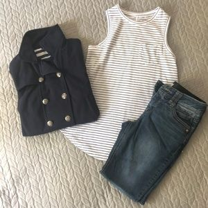 Navy Outfit Pieces